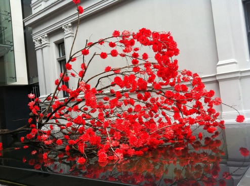 Choi Jeong Hwa, Red